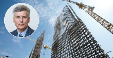 Statybų sektorius keičiasi, valstybė paskui nespėja