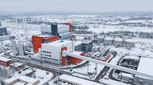 Vilniaus konegeracinė jėgainė.