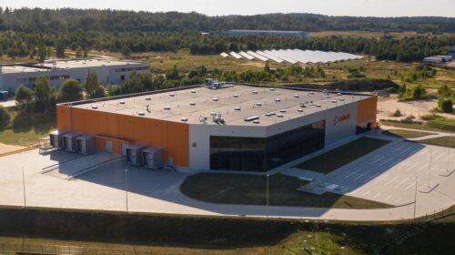 """Oribalt"" logistikos centras."