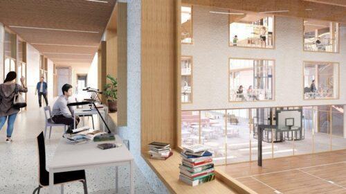 "Studijos ""DO Architects"" vizual."
