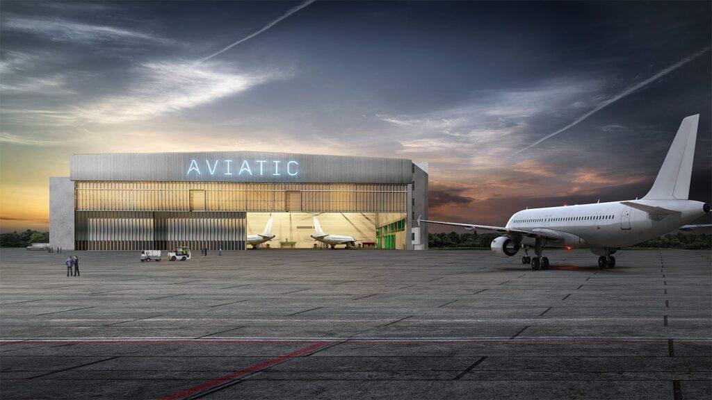 aviatic mro šiaulių oro uostas