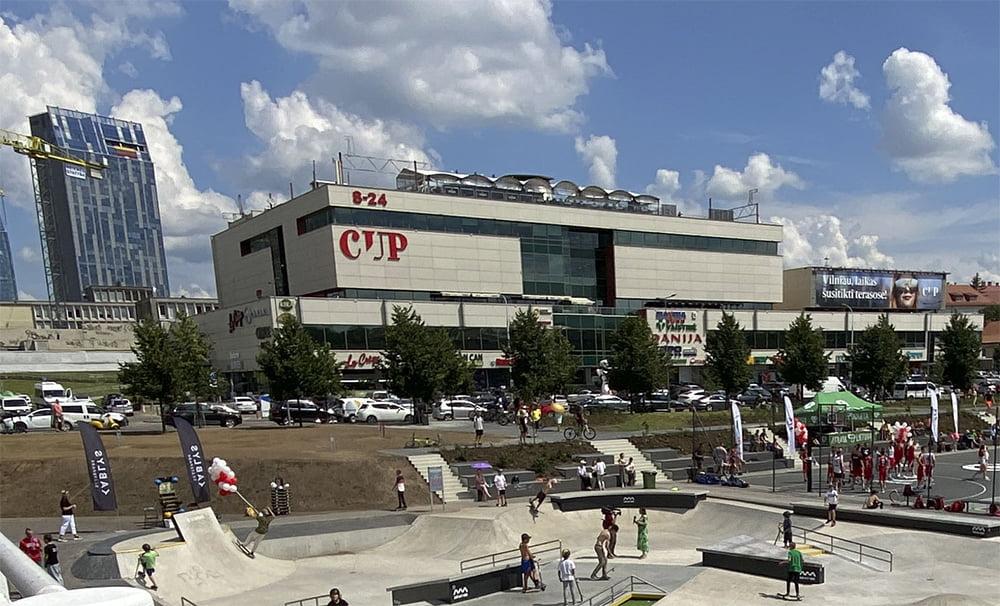 cup centras