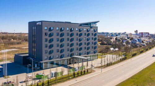 """Park Inn by Radisson Vilnius Airport Hotel"" (""Conresta"" nuotr.)"