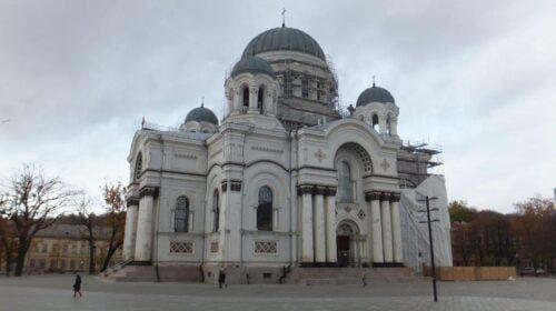 Kauno Šv. arkangelo Mykolo (Įgulos) bažnyčia.