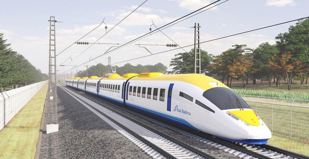 RB Rail AS concept train
