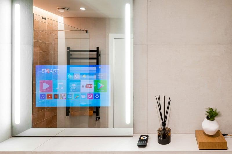 išmanus butas eika interjeras technologijos modernu