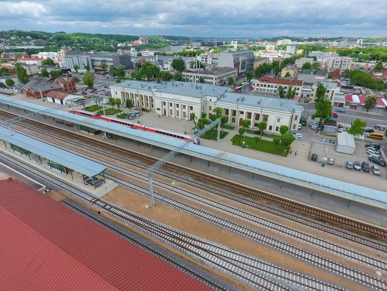 kauno gelezinkelio stotis kaunas