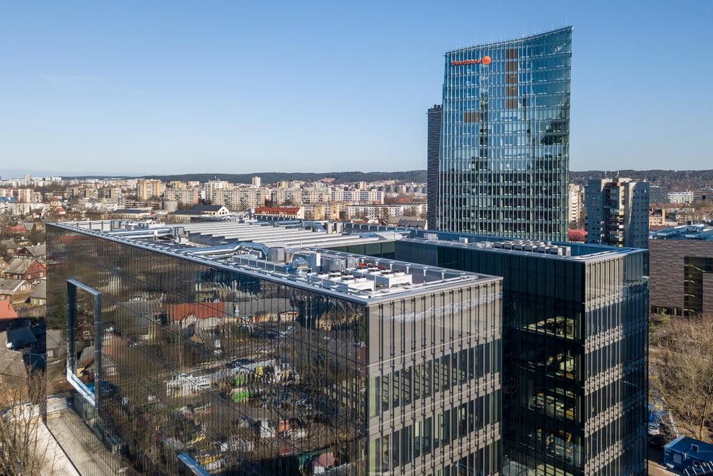 Lvovo verslo centras 68