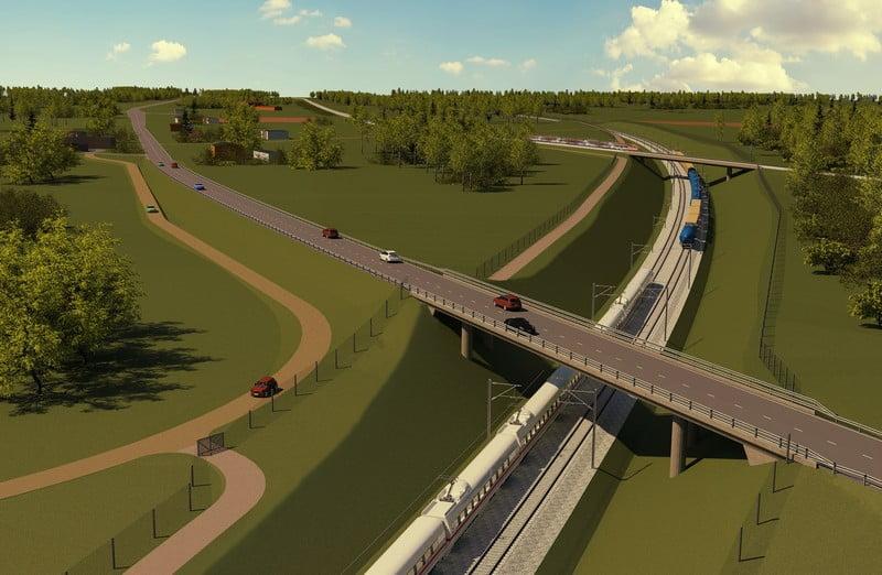 rail baltica tiltas