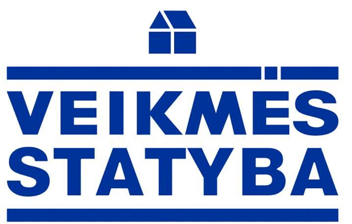 Veikmes statyba logo