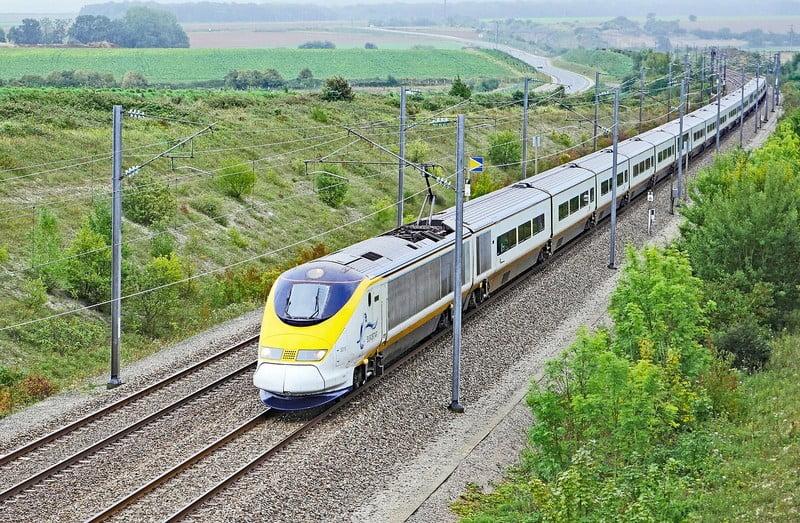 greitasis traukinys railbaltica klaipeda