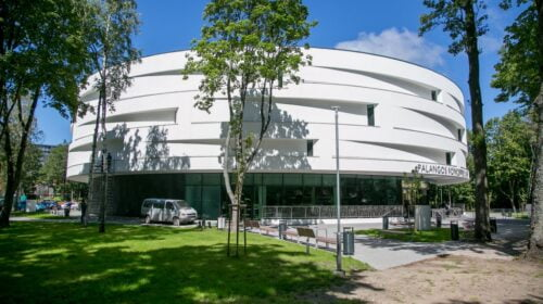 Palangos koncertų salė (BNS nuotr.)