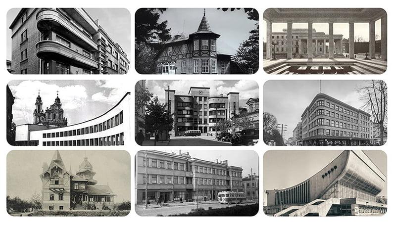 paraleles statyba ir architektura