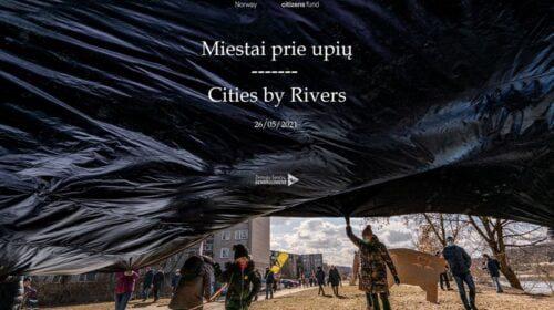 Seminaras: Miestai prie upių.
