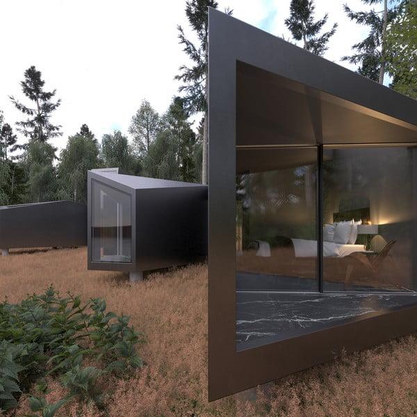 moduliniai namai kaina