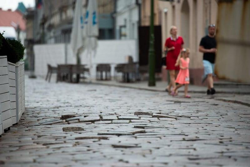 kaunas vilniaus gatve kauno senamiestis