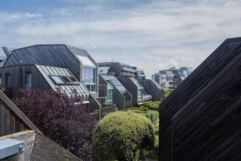 architektura daugiabuciai modernu statyba nauji butai