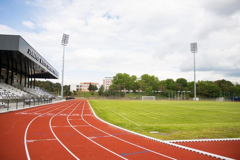 jonavos centrinis stadionas jonava