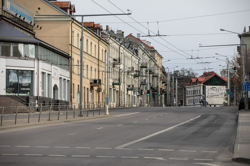 kalvarijų gatvė vilnius