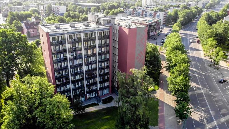 Taikos pr. 3, Klaipėda renovacija