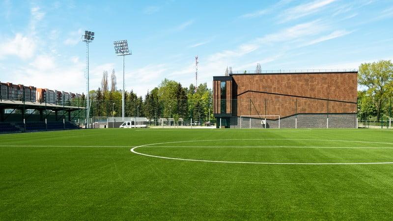 klaipedos futbolo mokykla Komunos g. 16A