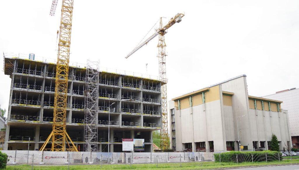 lietuvos centrinis archyvas naujasis pastatas