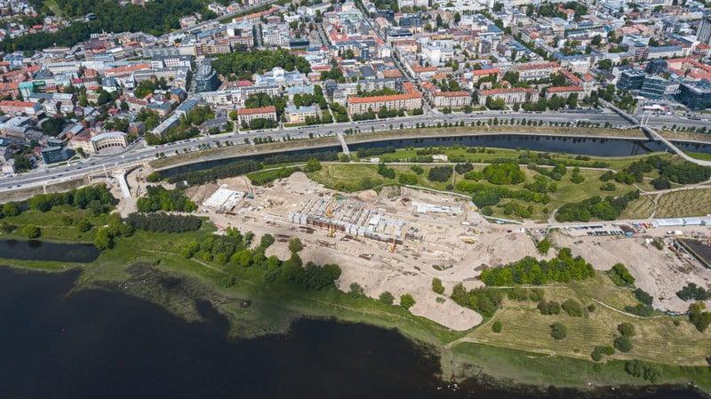 nemuno sala olimpinis baseinas statybos mokslo sala muziejus