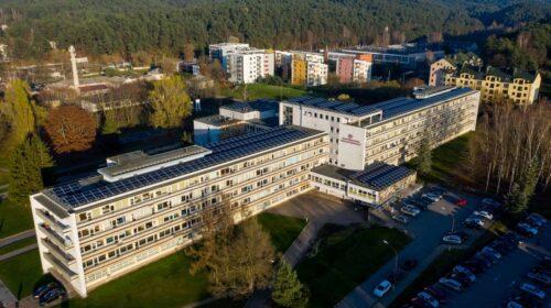 Vilniaus klinikinė ligoninė (BNS nuotr.)