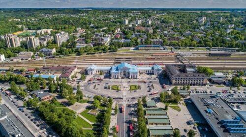 Vilniaus stotis (LTG nuotr.)