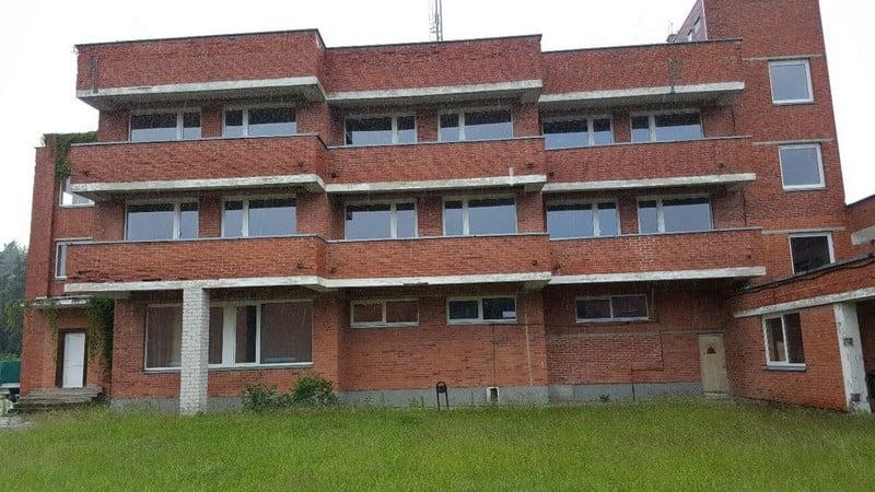 vytauto g 4 palanga policijos pastatas