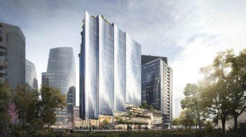 """""""Sweco"""" ir Vokietijos architektų bendras projektas."""