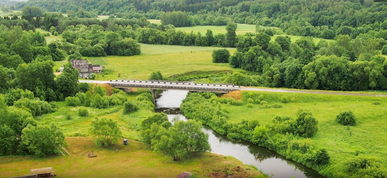 dubysa tiltas ariogala raseiniu rajonas gamta