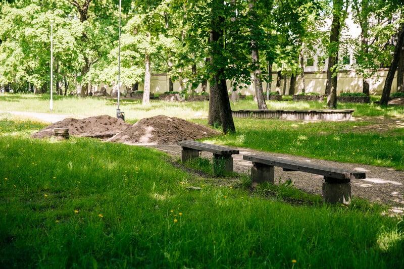 liuteronų sodas vilnius archeologiniai kasinėjimai
