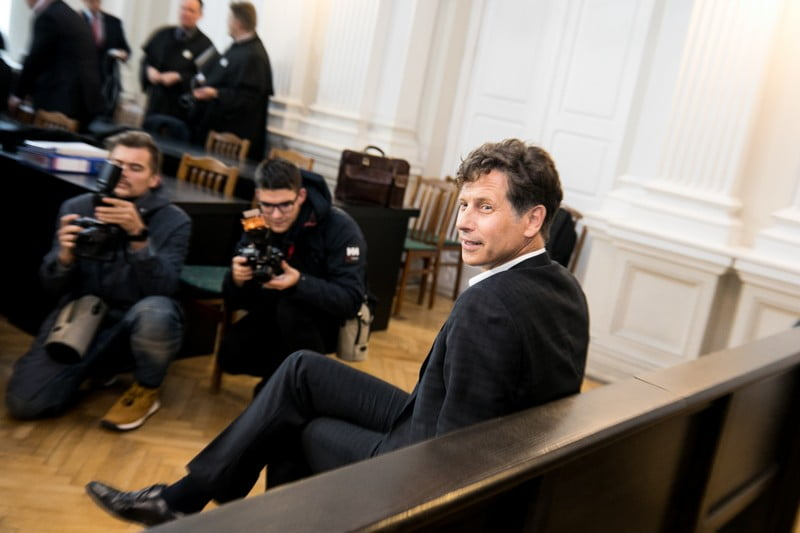 darius mockus mg baltic teismas byla