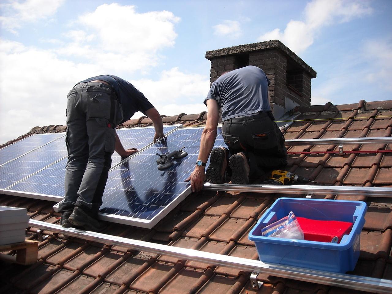 saules elektriniu montavimas