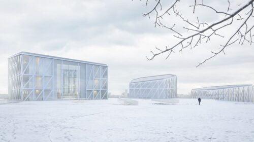 """Arquivio Architects"" vizual."
