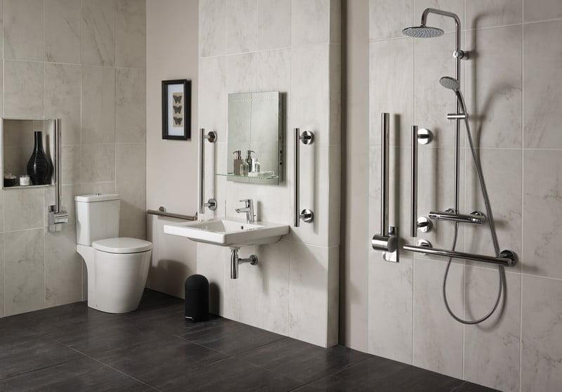 ideal standard vonia vonios kambarys