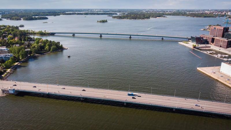tikkurila tiltu dazai lauttasaaren silta