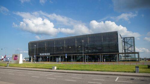 Kauno oro uostas (BNS nuotr.)