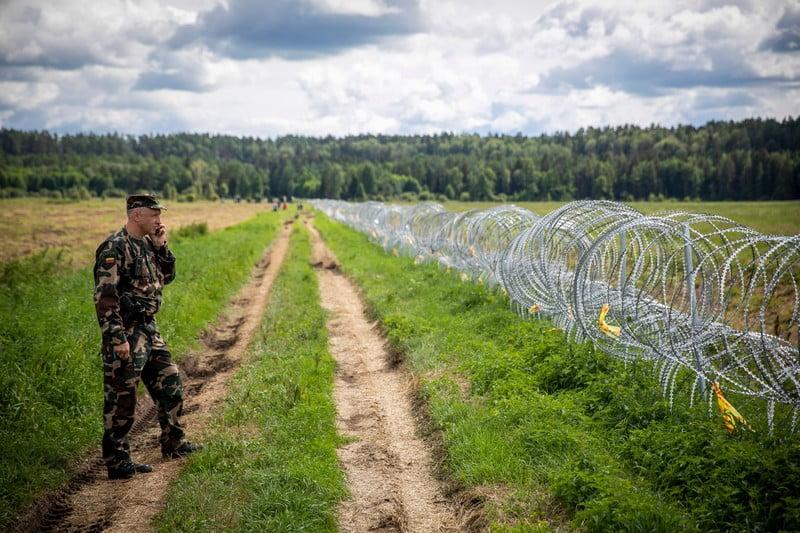 pasienis pasieniečiai pasienietis lietuva baltarusija lithuania border control belorus