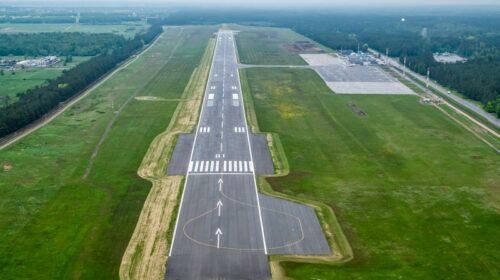 Palangos oro uosto nuotr.