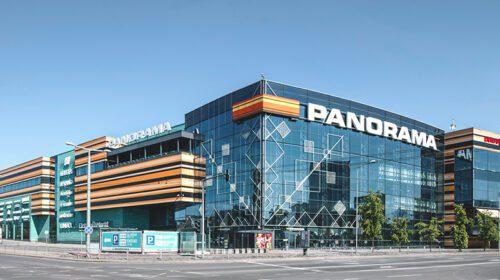 """Prekybos centras """"Panorama""""."""