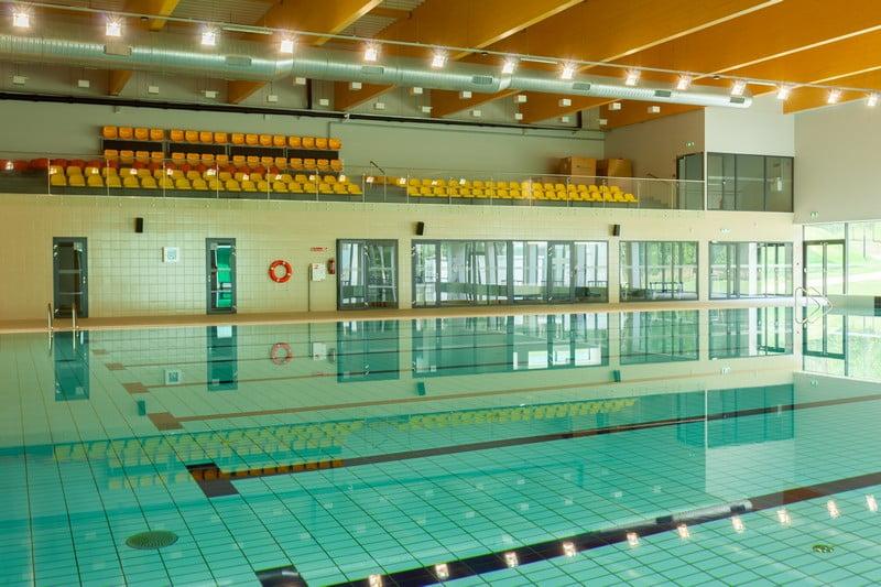 Universali sportininkų treniruočių bazė