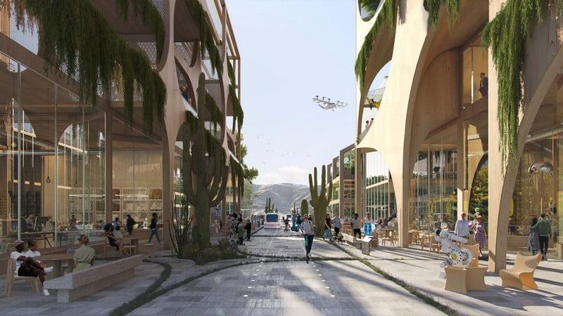 telosas jav ateities miestas dykuma future city telosa