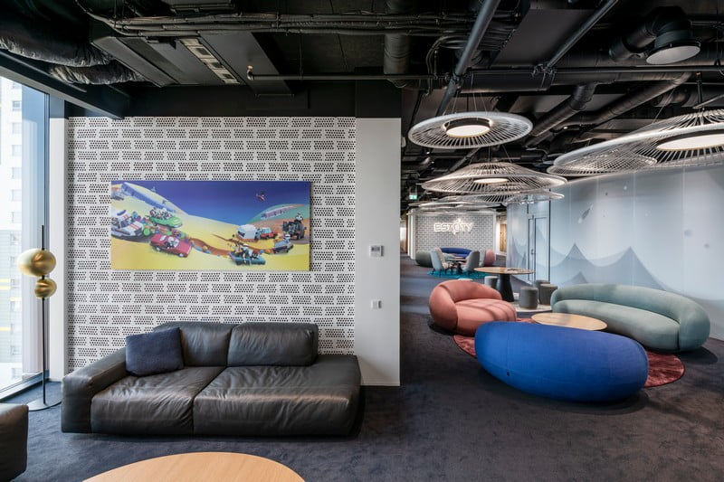 Žaidimų kūrėjų biuras Estoty Vilnius architektu studija plazma
