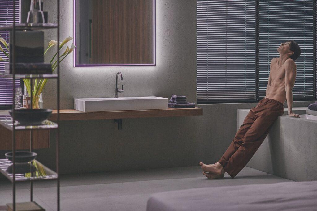 Bendras miegamasis ir vonios kambarys Ideal Standart