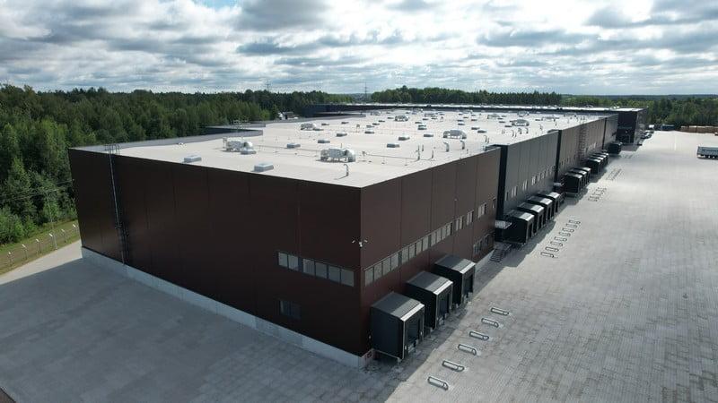 kauno logistikos centras