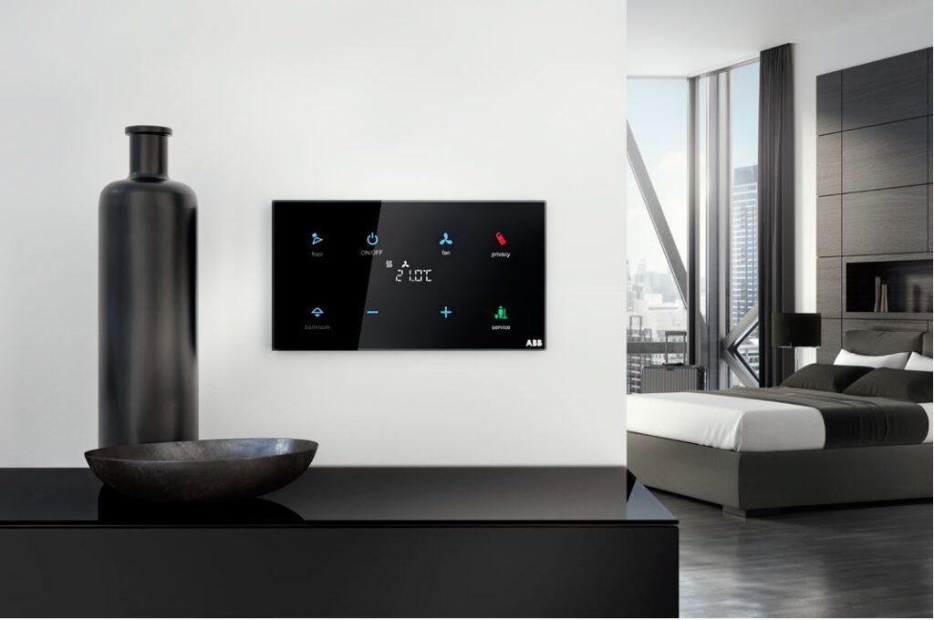 knx abb smart home