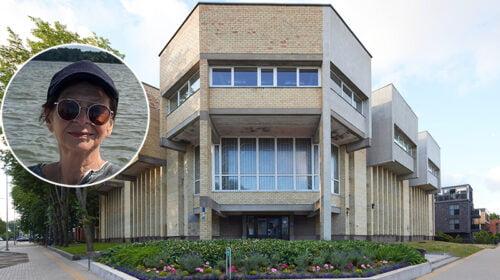 Stasio Vainiūno meno mokykla (Norbert Tukaj nuotr.)