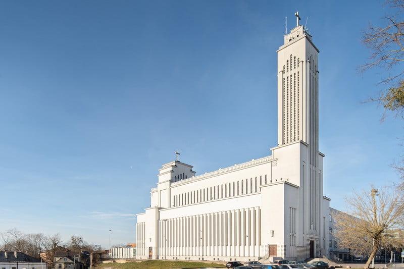 kaunas modernizmo architektura modernism architecture prisikelimo baznycia